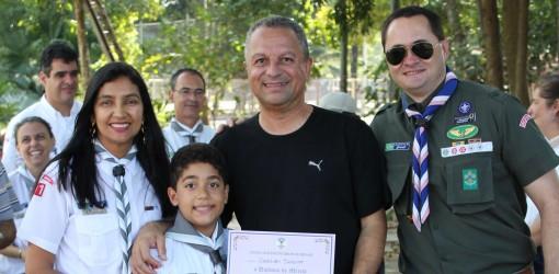 Brazilian´s Scouts Merit Award