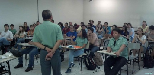 Lecture delivered at UFES – Goiabeiras