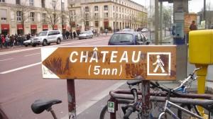 Place 5 minutos a pé até Versailles